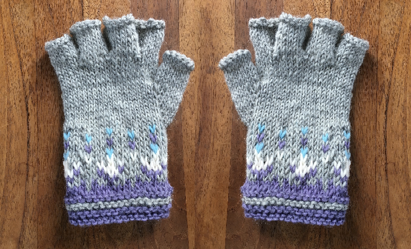 countrywool icelandic gloves